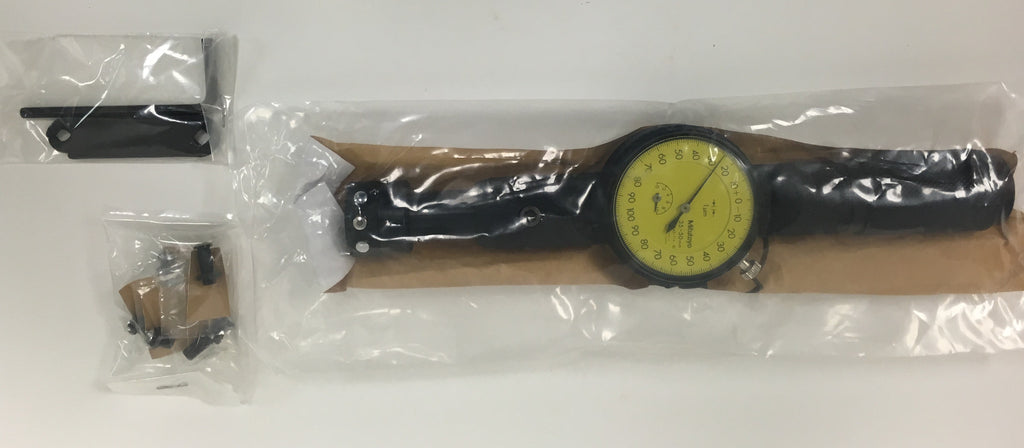 Mitutoyo 545-114 Dial Bore Gage, 35-50mm Range, 0.001mm Graduation *New-Open Box Item