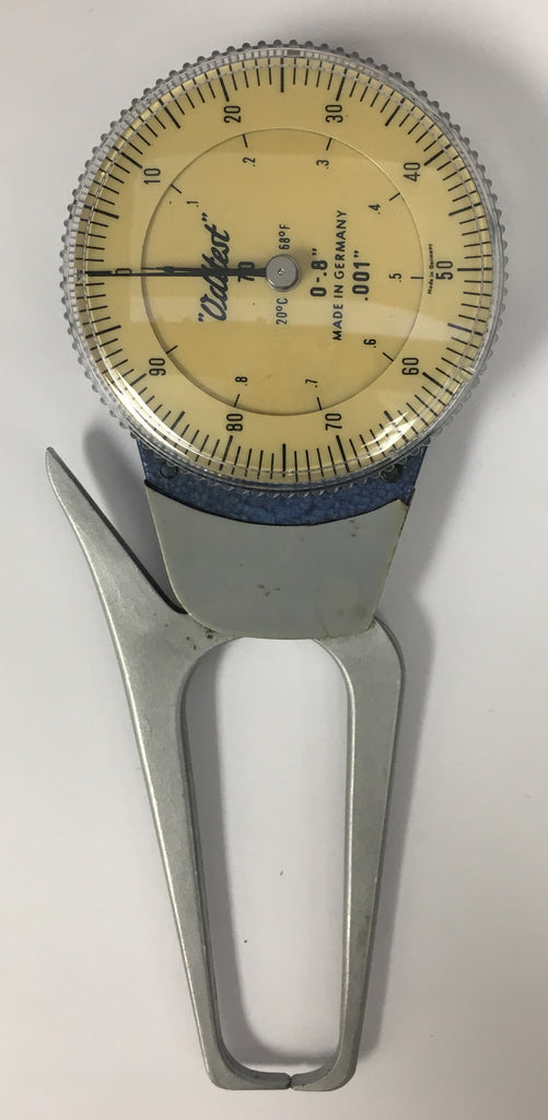 "Dyer 70 Oditest Dial Caliper Gage, 0-.8"" Range, .001"" Graduation *USED/RECONDITIONED*"