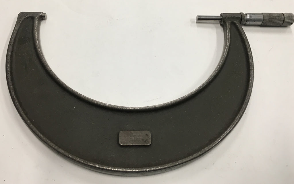 "Lufkin 1928 Outside Micrometer, 7-8"" Range. .001"" Graduation *USED/RECONDITIONED*"
