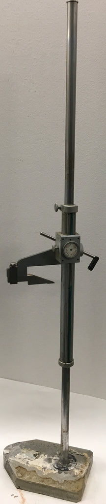 "Fowler Helios Dial Height Gage, 0-12"" Range, 36"" Total Range, .001"" Graduation *USED/RECONDITIONED*"