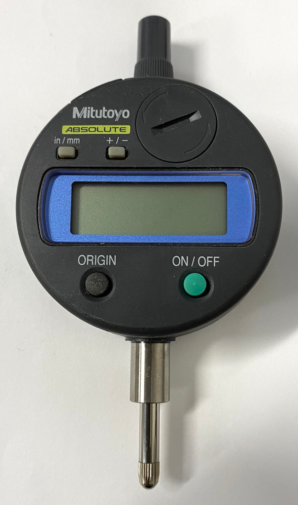 "Mitutoyo 543-683B ABSOLUTE Digimatic Indicator, 0-.5""/0-12.7mm Range, .0005""/0.01mm Resolution *USED/RECONDITIONED*"