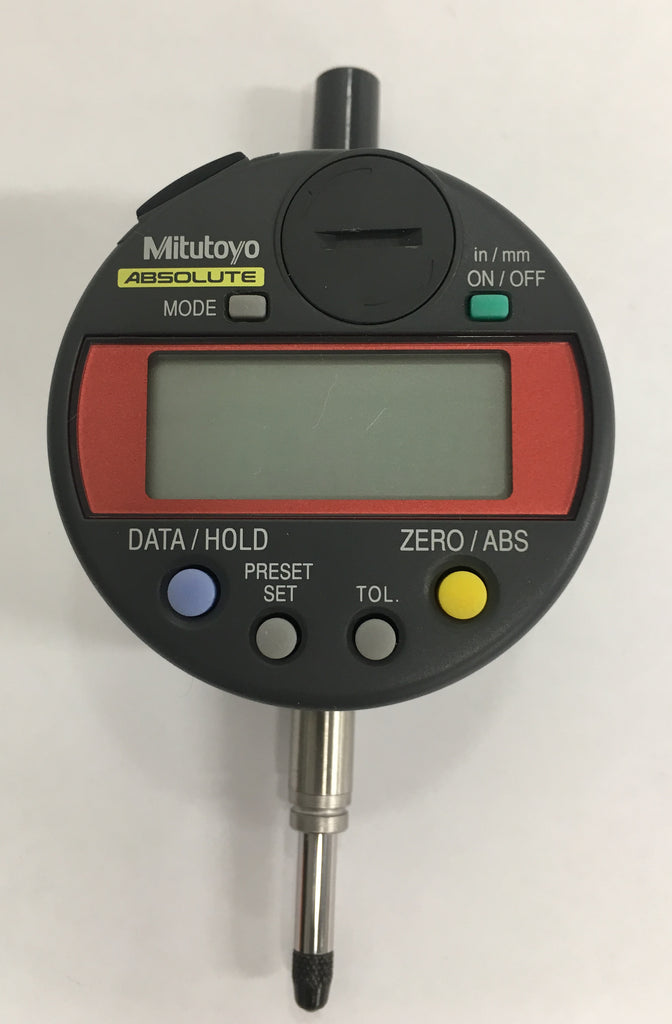 "Mitutoyo 543-286B ABSOLUTE Digimatic Indicator, .5""/12.7mm Range, .00005""/0.001mm Resolution *DEMO"