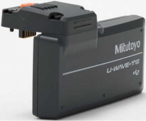 Mitutoyo 264-620 U-Wave Fit U-Wave-TC Transmitter for Mitutoyo Calipers, IP67 Model