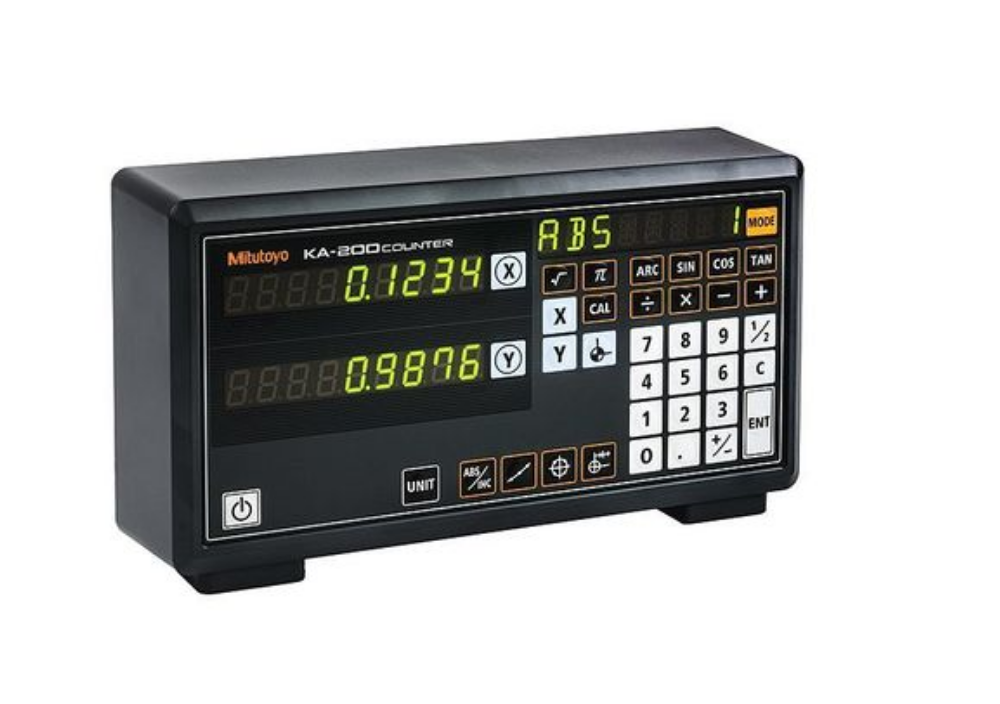 Mitutoyo 174-183A KA-12 Counter 2-Axis Display
