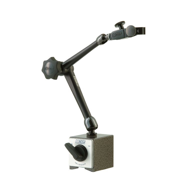 Noga DG61003 Heavy Duty Magnetic Base Stand with Holder