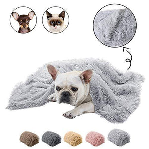 Plush pet mat & blanket