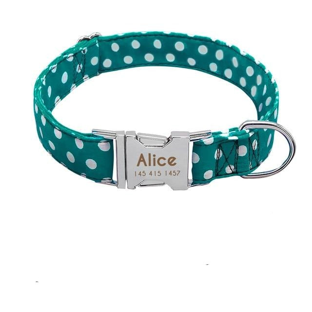 Personalised dog collar (New In)