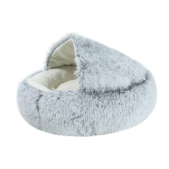 NEW 60cm size Best sleep cuddle nest cat and dog bed
