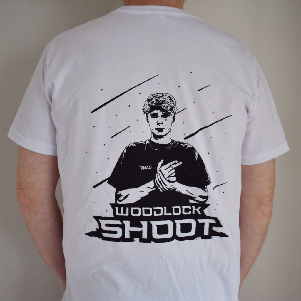 Exert x Woodlock: Shoot T'Shirt
