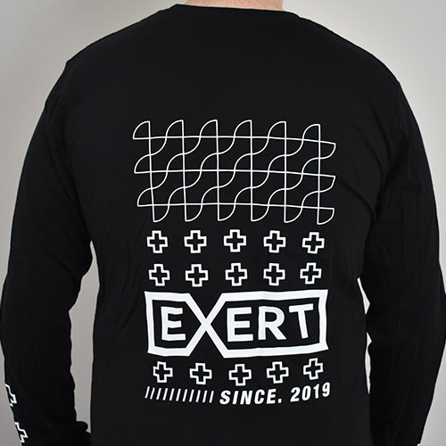 Exert: Long Sleeve Icon Shirt