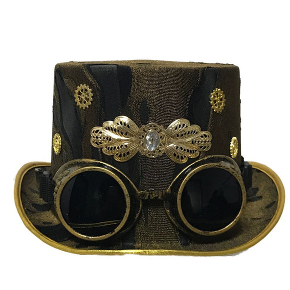 WHITBY WANDERER'S STEAMPUNK HAT