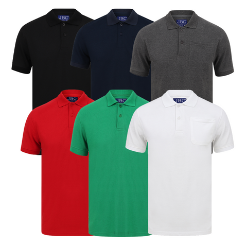 Embroidered Polo Shirts in the UK
