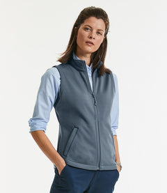 Russell Ladies Smart Soft Shell Gilet