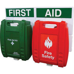 Evolution First Aid and Fire Safety Point, Small - 43 x 56cm