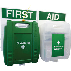 Evolution First Aid and Plaster & Wipe Point, Small - 43 x 56cm
