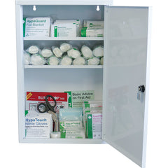 First Aid Cabinet BS 8599 Compliant, Large