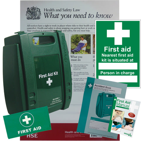 Photo: Workplace First-aid