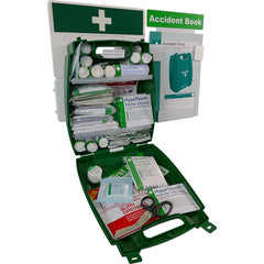 First Aid & Accident Reporting Point, Medium