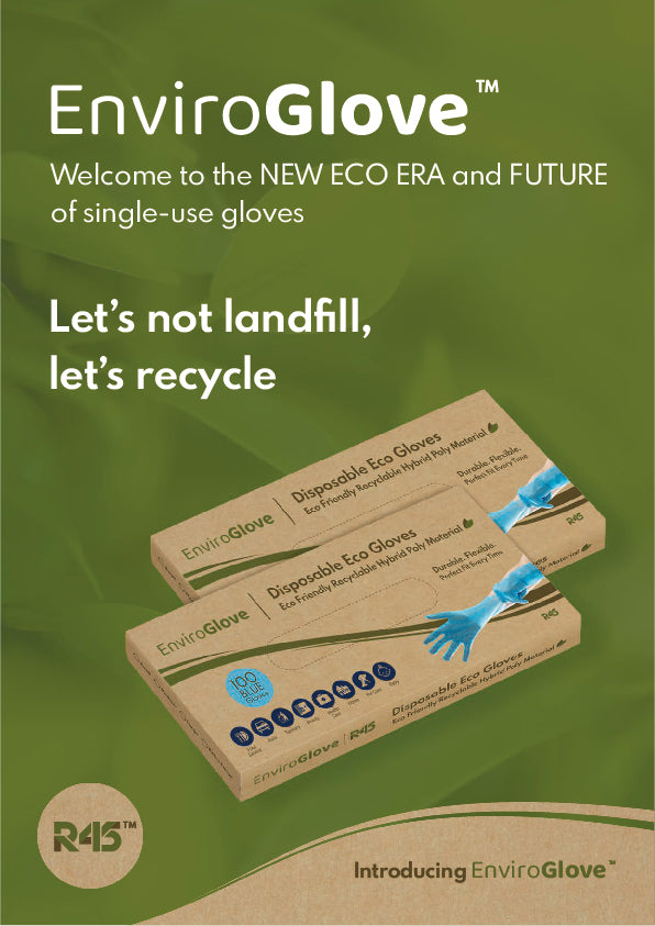 Eco Disposable Gloves