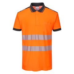 PW3 Hi-Vis Polo Shirt S/S