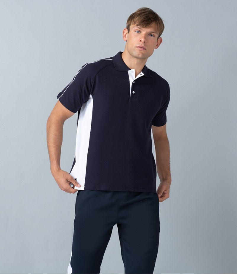 Finden and Hales Sports Cotton Piqué Polo Shirt