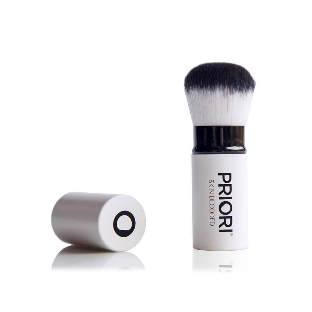 Priori Kabuki Retractable Makeup Brush