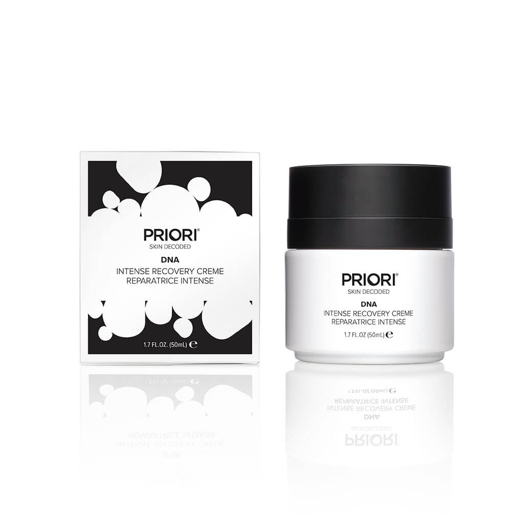 Priori DNA Intense Recovery Cream – Blue Light and Pollution Defense Moisturizer | Priori Skincare