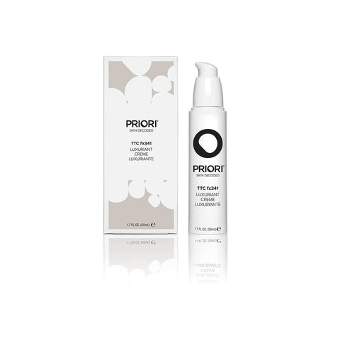 Priori Luxuriant Cream fx341 | Hydrating & Nourishing Moisturizer for Men & Women