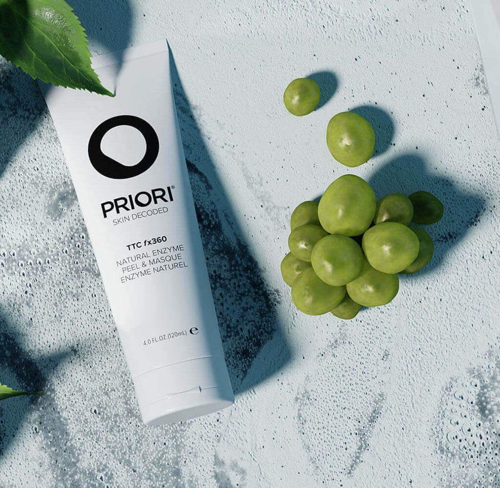 Priori Natural Enzyme Peel & Mask fx360
