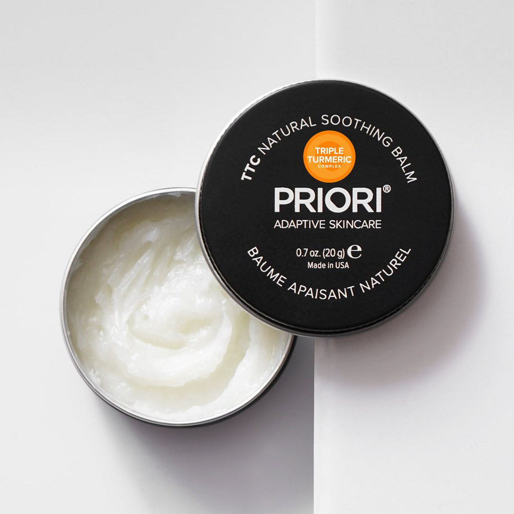 Priori Skincare TTC Natural Soothing Balm
