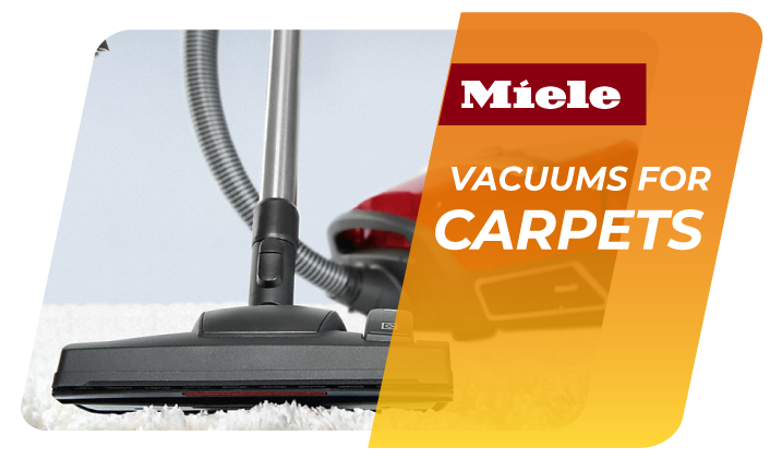 vacuum cleaner works with carpet