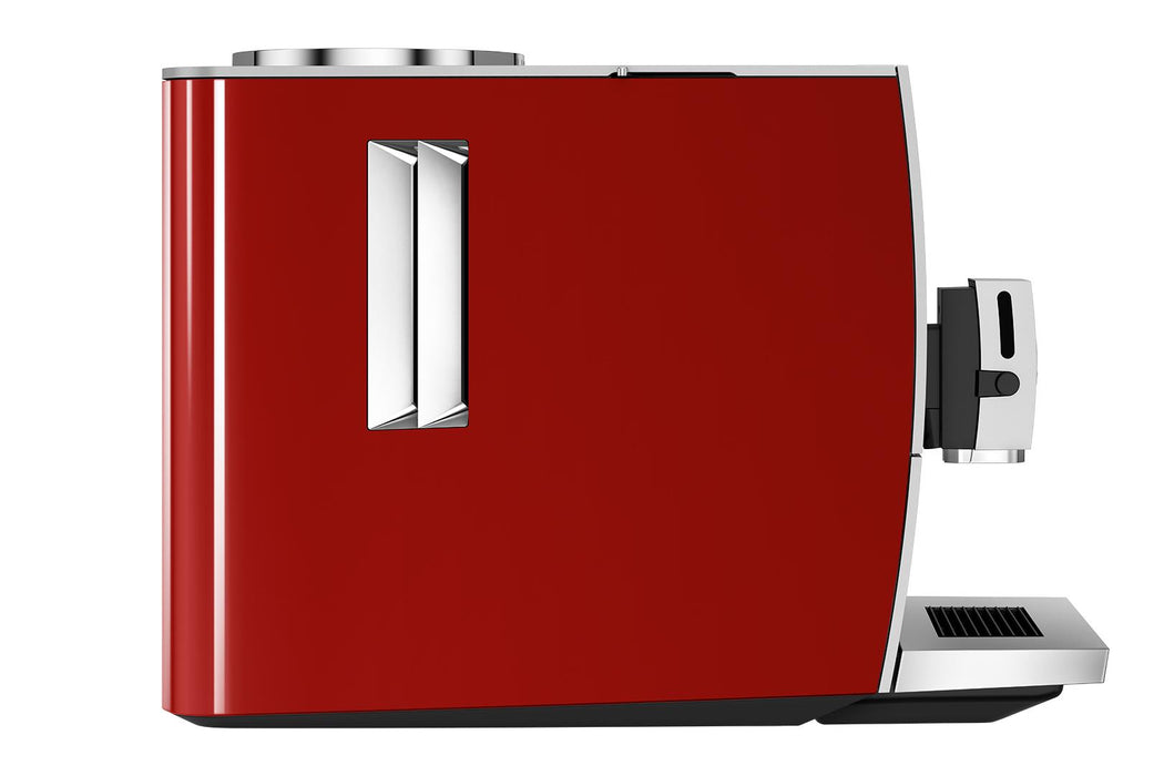 Jura ENA8 Super Automatic Coffee Machine - Sunset Red