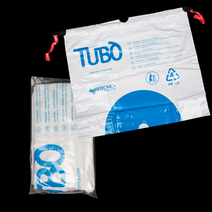 CM984 DUST BAG WITH DRAWSTRING FOR TUBO MODELS