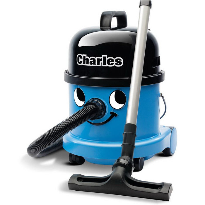 NUMATIC - NACECARE CHARLES CVC370 COMMERCIAL WET DRY VACUUM