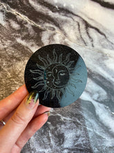 Load image into Gallery viewer, Large pink begonia leaf botanical earrings.