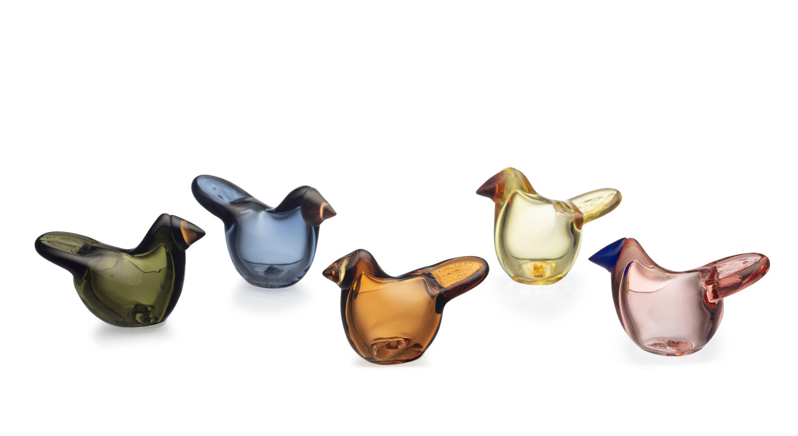 Iittala nýjungar 2021 - Birds by Toikka