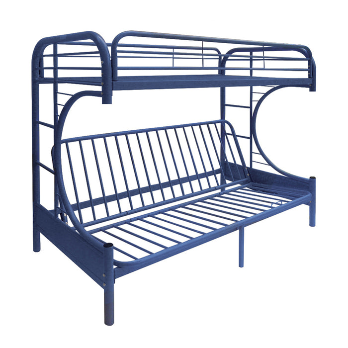Eclipse Navy Bunk Bed (Twin/Full/Futon)