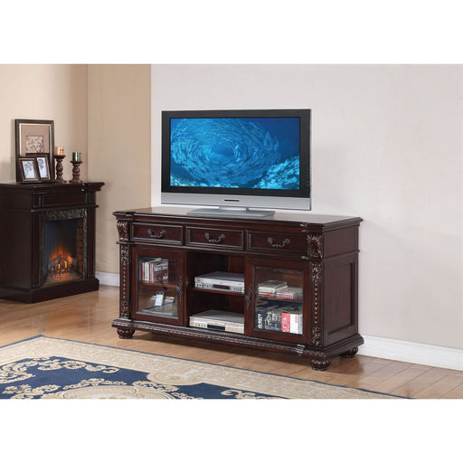 Acme Anondale TV Stand in Cherry 10321 image