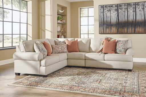 Amici Signature Design by Ashley 3-Piece Sectional image