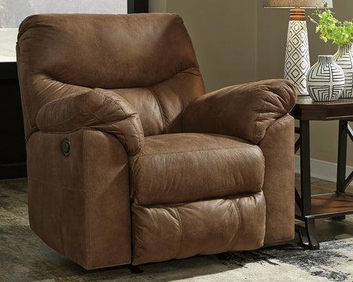 Boxberg Signature Design by Ashley Power Rocker Recliner image