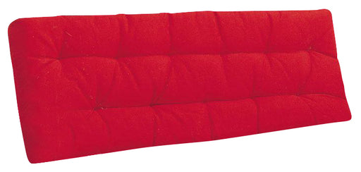 "Acme 8"" Full Futon Mattress in Red/Black 02812 image"