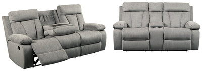 Mitchiner Signature Design  2-Piece Living Room Set
