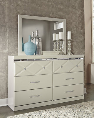 Dreamur Signature Design by Ashley Dresser and Mirror