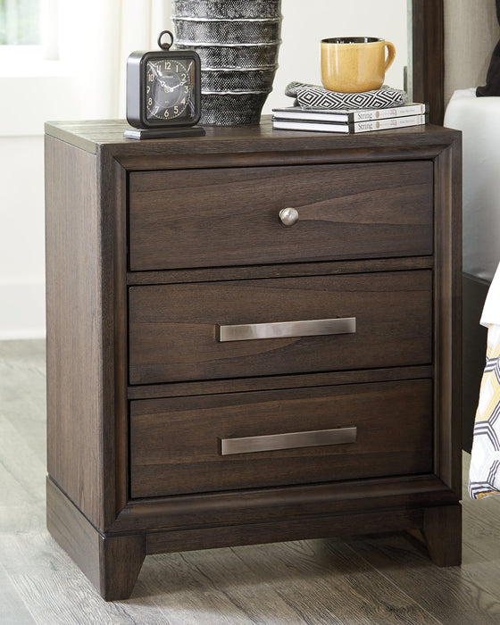 Brueban Signature Design by Ashley Nightstand image