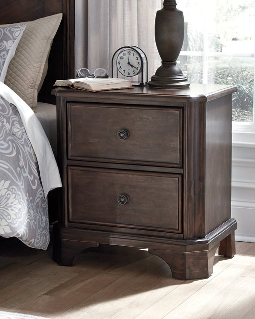 Adinton Signature Design by Ashley Nightstand image