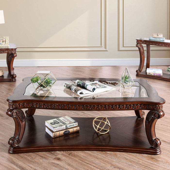 Walworth Dark Oak Coffee Table