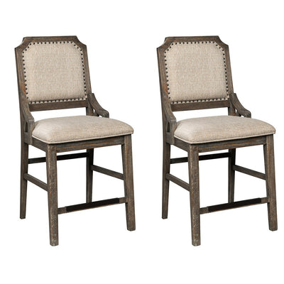 Wyndahl Signature Design by Ashley Barstool Set of 2