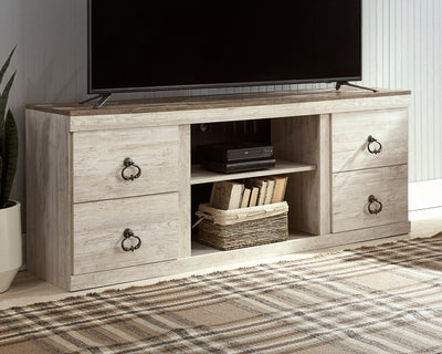 Willowton Signature Design by Ashley TV Stand