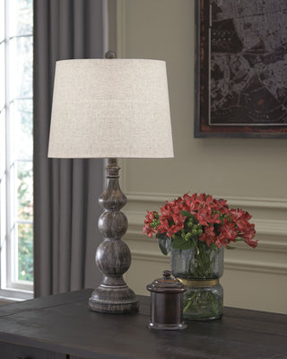 Mair Signature Design by Ashley Table Lamp Set of 2