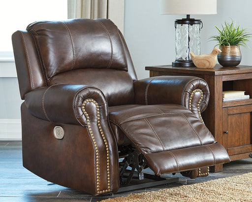Buncrana Signature Design by Ashley Recliner image